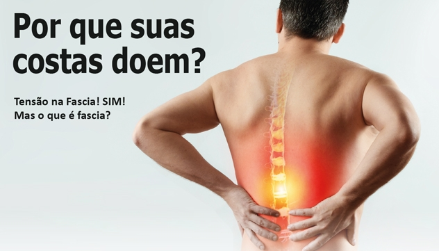 Por que suas costas doem?